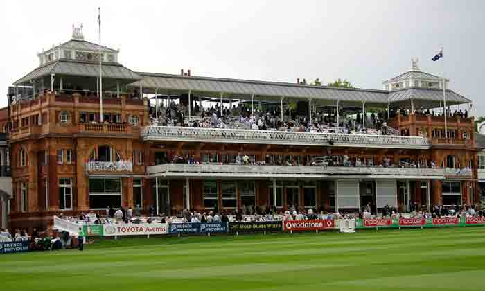 Lords Pavilion, Lords Cricket Ground, London