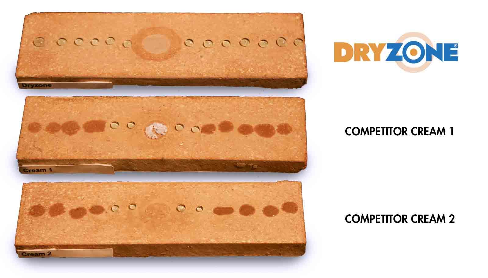 Dryzone Competitor Comparison