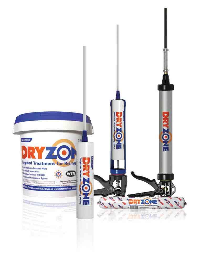 Gamma di soluzioni Dryzone